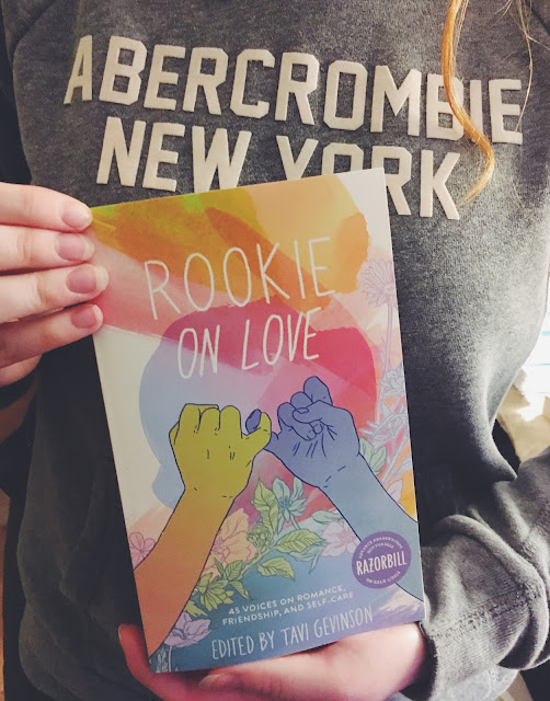 BOOK REVIEW- ROOKIE ON LOVE | TeenBookHoots