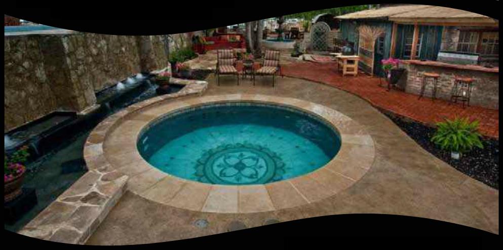 BLADE 7184: Hidden Swimming Pools