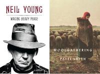 Memoiren von Neil Young und Patti Smith