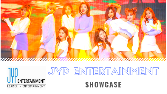 jyp entertainment