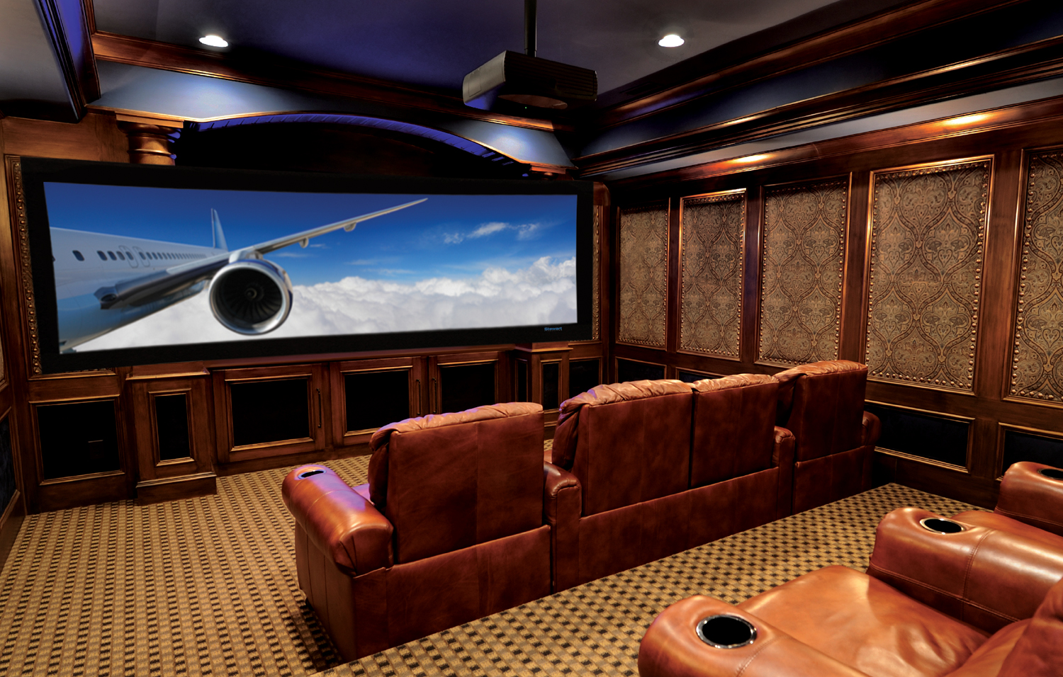 Home Theater Room How To Create The Ultimate Home Theater Room 50 Plus Finance