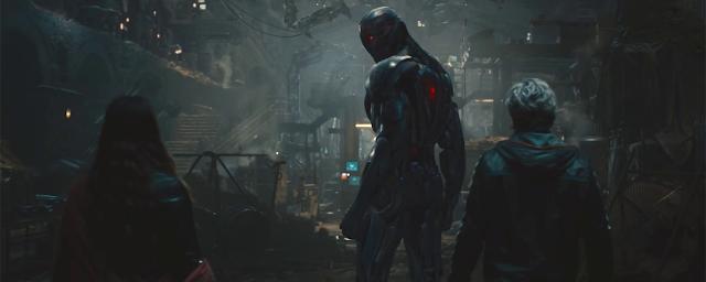 Avengers: Age of ultron - Avengers: Czas Ultrona - 2015