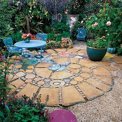 Rock Patios Pinterest. 1000 patio ideas on pinterest patios back ...