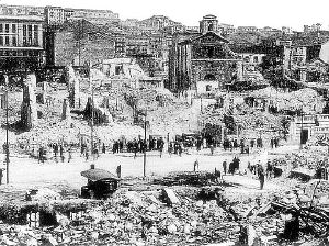 75 aniversario del Incendio de Santander