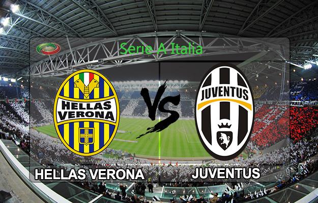 Prediksi Pertandingan Serie A Italia : Hellas Verona vs Juventus