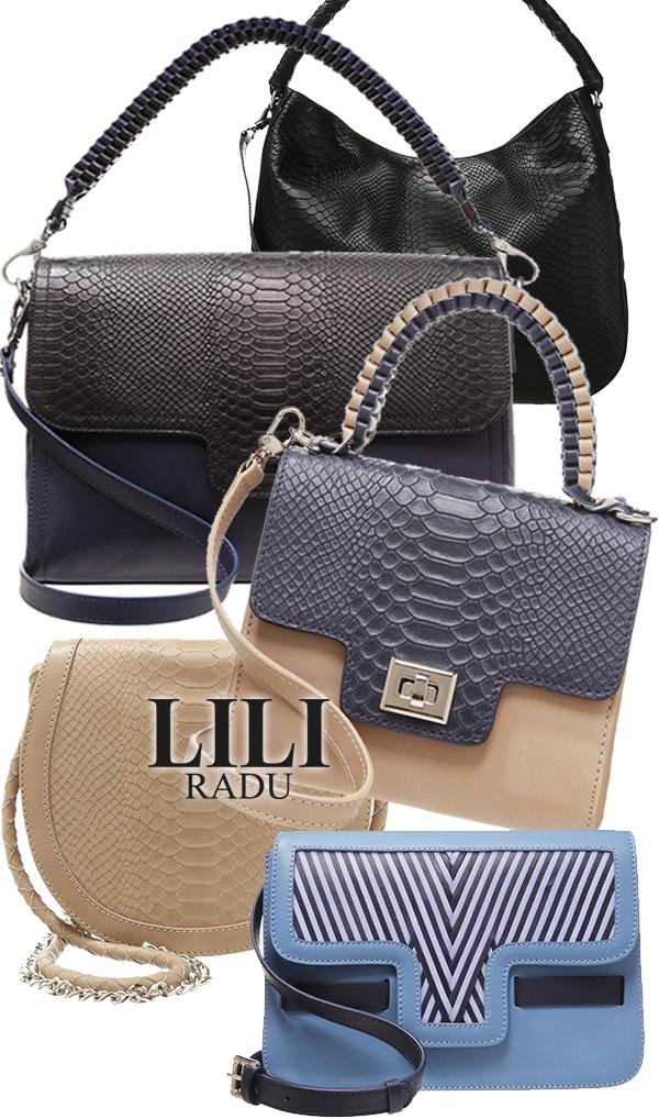 Selection sac à main femme tendance : Lili Radu