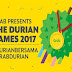 D24 DURIANS UP FOR GRABS WITH ONLY 1 GRABREWARDS POINT!