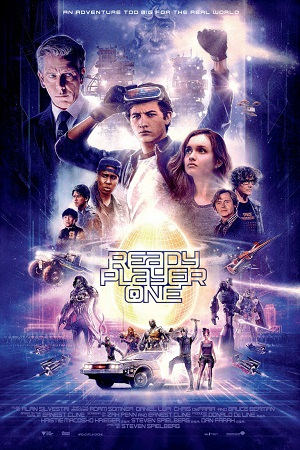 Jadwal READY PLAYER ONE di Bioskop