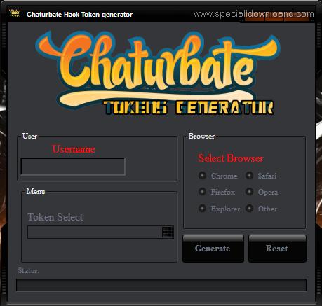 cam4 tokens adder generator free 2013 password txt