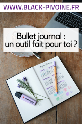 Bullet journal : organisation et personnalisation