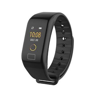 f1 plus braccialetto smart