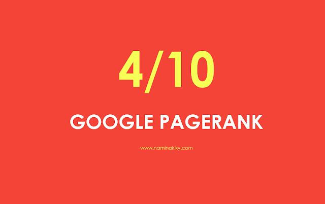 Apakah Google PageRank Masih Ada