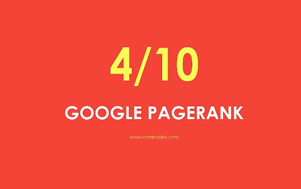 Apakah Google PageRank Masih Ada?