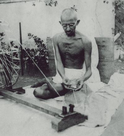 Quem foi Mahatma Gandhi? - Sorriso na Web