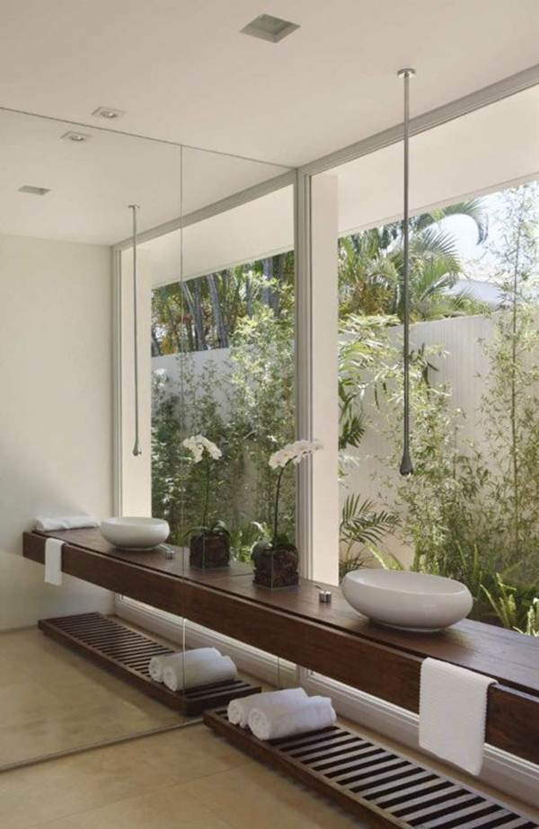 Keys For Decorating a Zen Style Bathroom 10