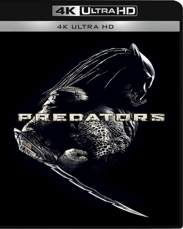 Predators [2010] [UHD] [2160p] [Latino – Castellano]