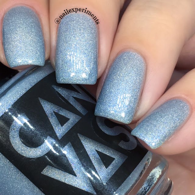canvas lacquer night king swatch