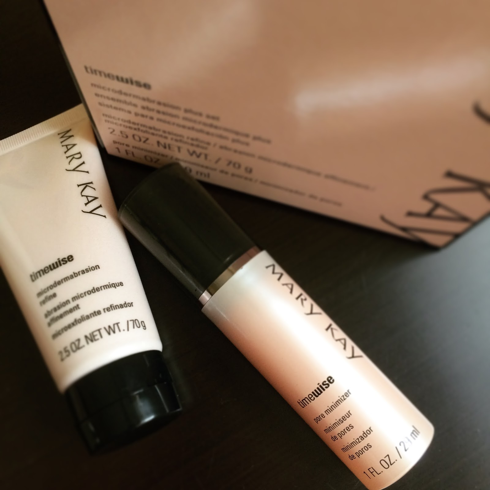 Sweetest Package Review My Experience With Mary Kay Timewise