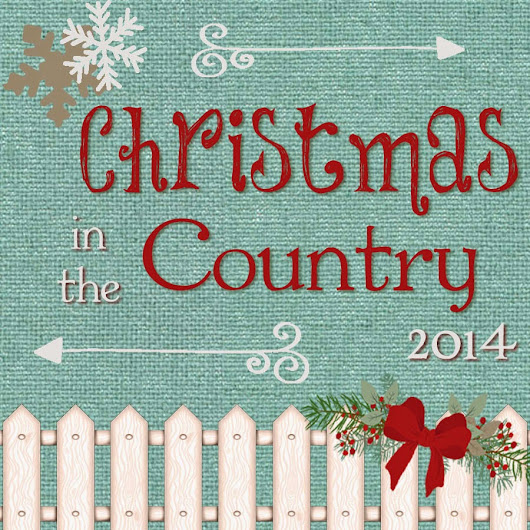 Christmas in the Country Gift Reveal