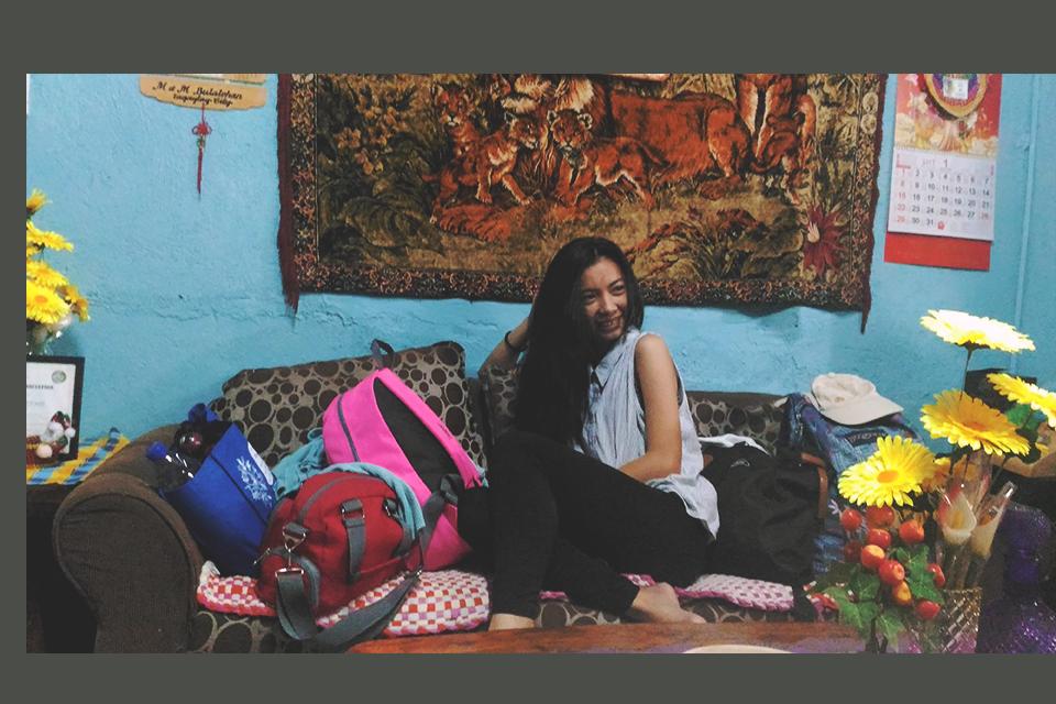 Pinay Blogger, Thet Gueco
