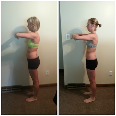 Committed to Get Fit: T25 Alpha Phase Women's Results-Amber