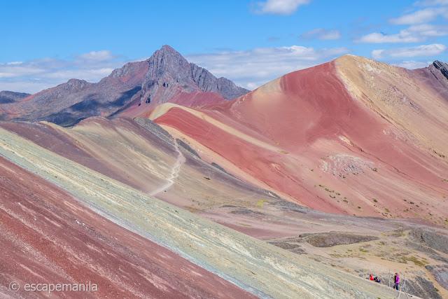Vinicunca, the Rainbow Mountain of Peru