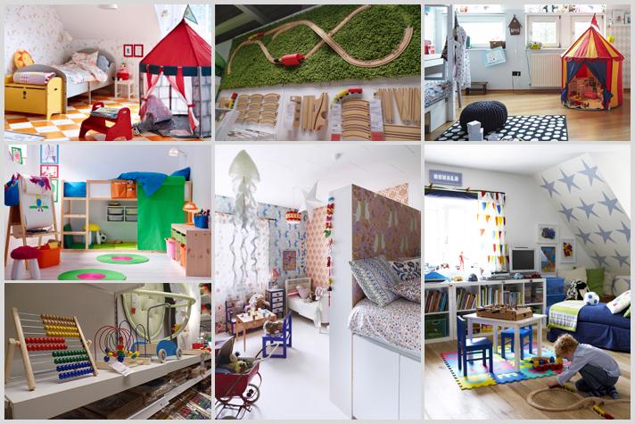 cuartos para chicos IKEA Inspiracion por catalogo