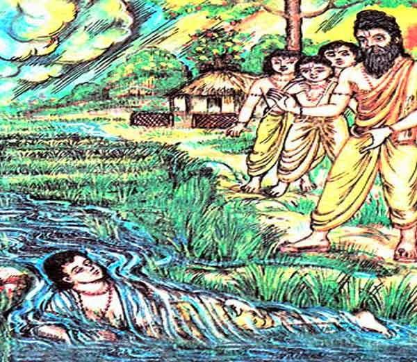 2. गुरुभक्त आरुणि (Guru bhakt Aruni)