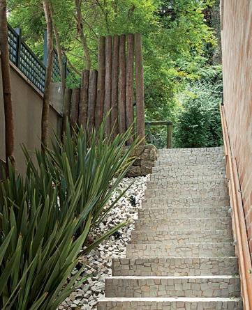 RI Arquitetura Escada na rea externa