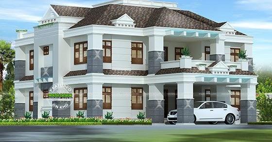 Full Vastu Based Home By Sthapathy Builders Kerala Home