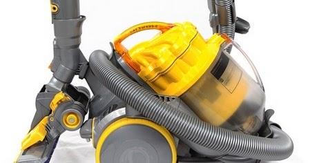 Cara Membersihkaan Vacuum Cleaner dengan Mudah - Ketikanku