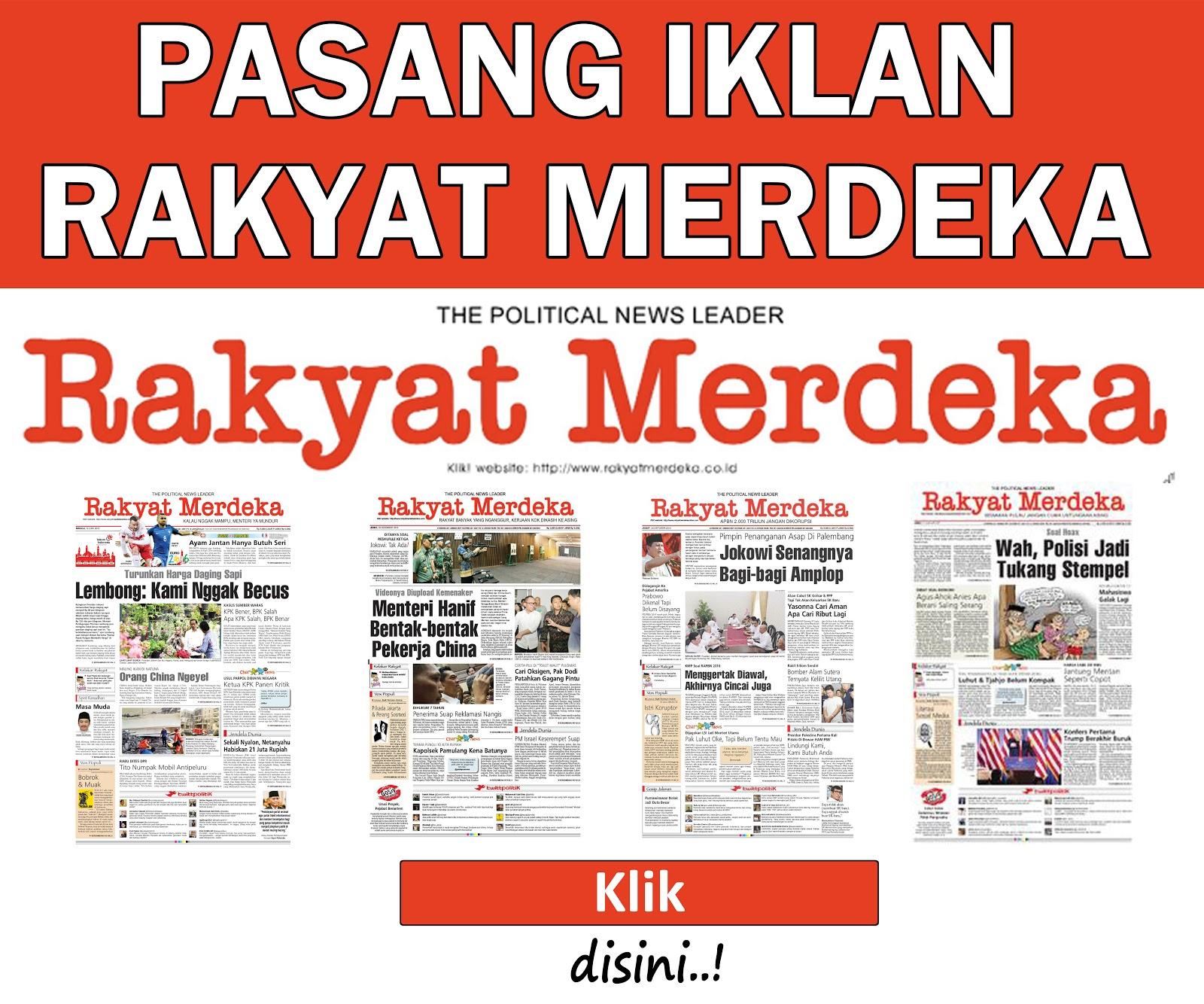 http://www.pasangiklanbariskompasposkota.com/p/tarif-iklan-rakyat-merdeka.html