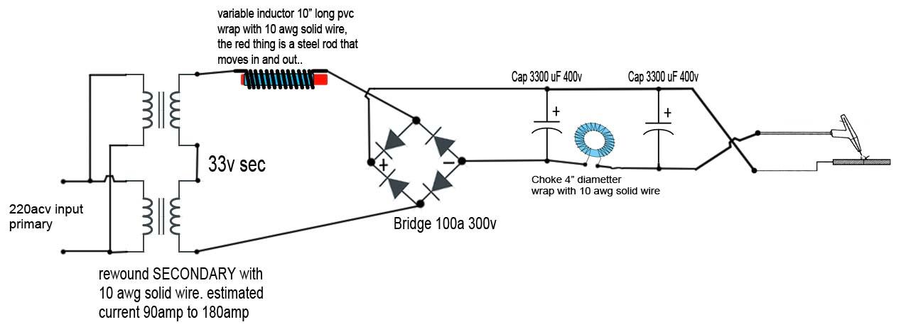 Tech stuff: TIG schematics and ponents(DIY)