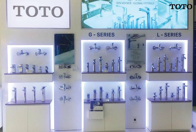 Đại lý phân phối Thiết bị nhà vệ sinh Toto Nhật Bản 2019 giá cả thấp, chính hãng