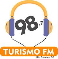 Rádio Turismo FM 98,7 de Rio Quente GO