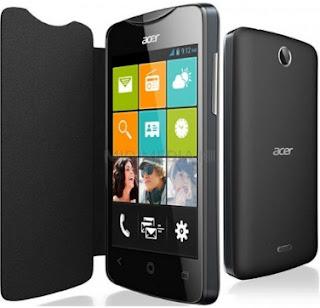 Harga HP Android ACER Z130 dibawah 1 juta