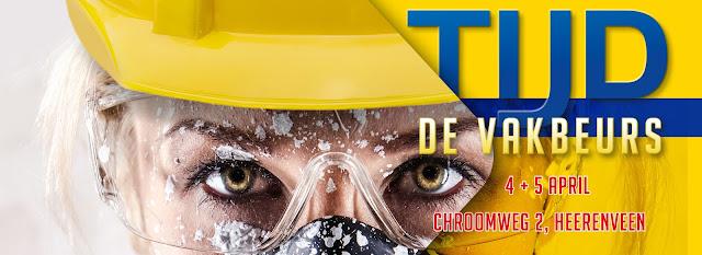 TIJD - De vakbeurs voor professionals in de bouw. Georganiseerd door Regts BV.