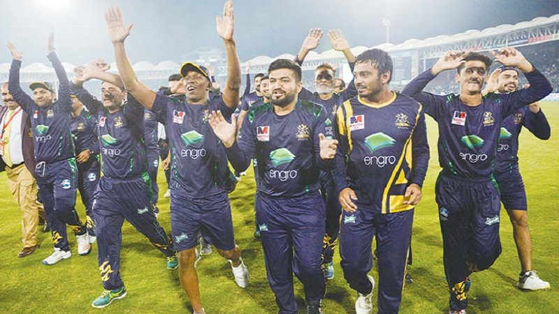 Quetta Gladiators win PSL 4 Trophy