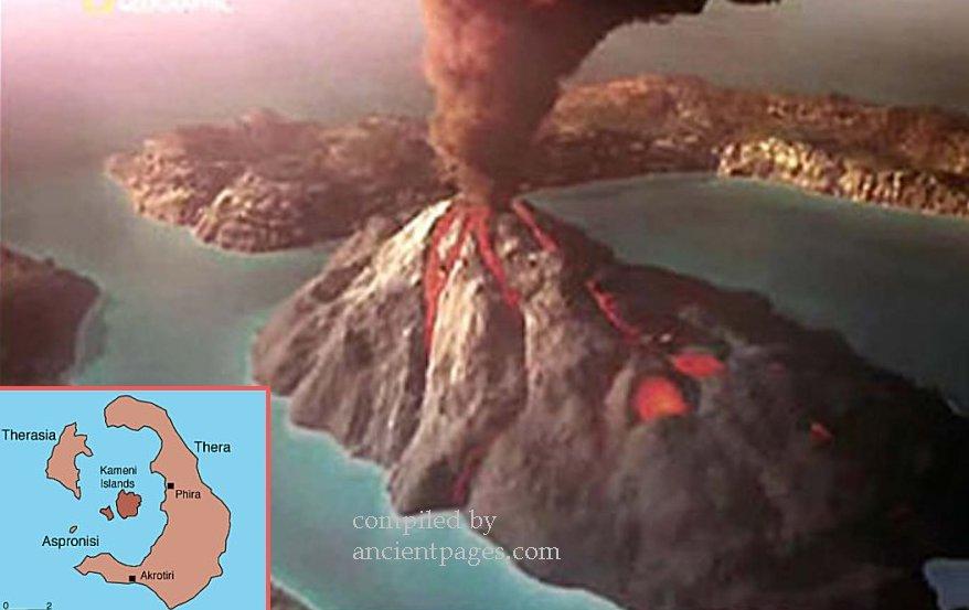 Οι ανασκαφές της Σμύρνης αποκαλύπτουν στάχτες από τη μινωική ηφαιστειακή έκρηξη της Σαντορίνης.