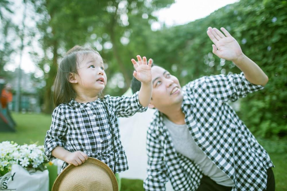 台北戶外森林系攝影 寶貝 日系寫真全家福 兒童攝影推薦拍照