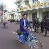 Bersepeda Di Bandung