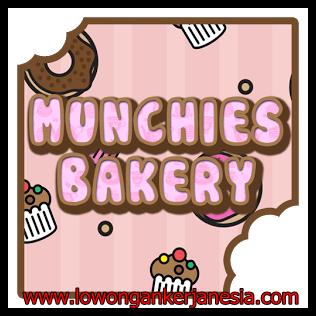 Lowongan Kerja sebagai Helper di Munchies Bakery, Mojokerto