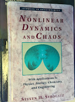 Nonlinear Dynaics and Chaos, by Steven Strogatz