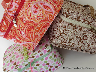 Ms Elaineous Teaches Sewing Transit Tote Pdf Sewing Pattern