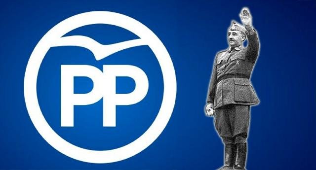 El PP se opone a la retirada de una vidriera franquista en A Coruña