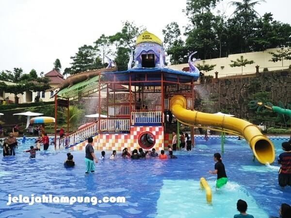 octopus kids fun slanik waterpark