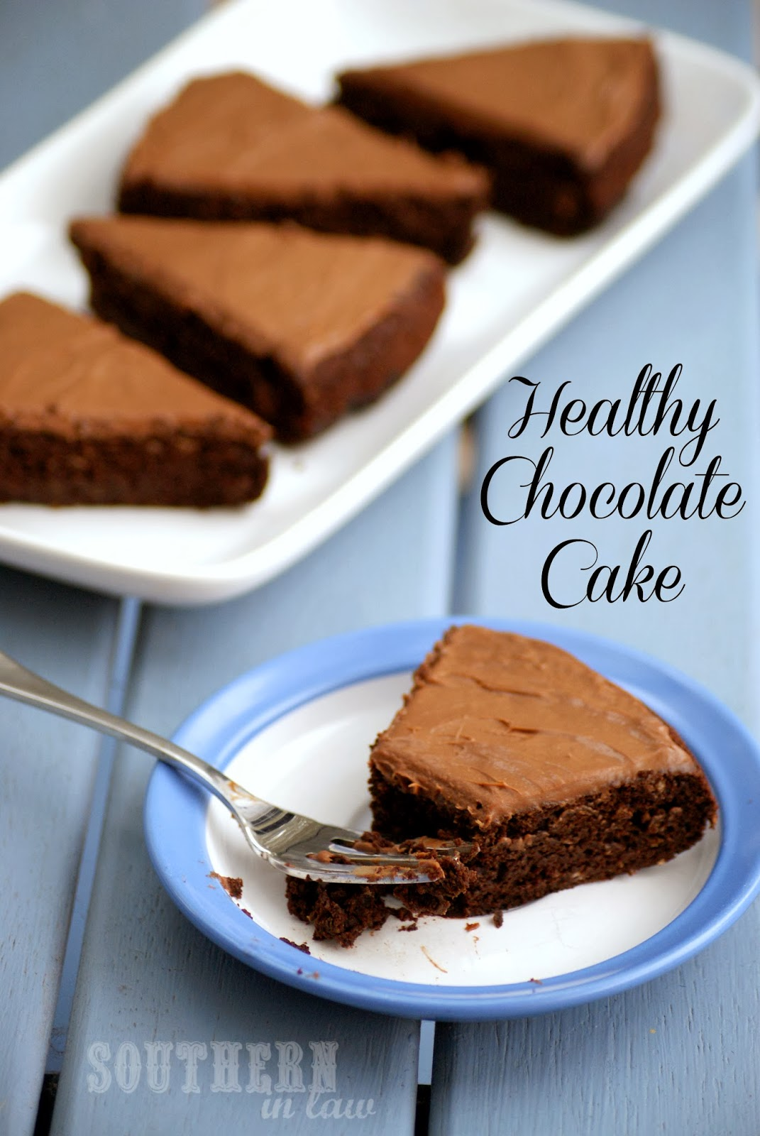 Chocolate Cake Day - Healthy Chocolate Cake Recipes