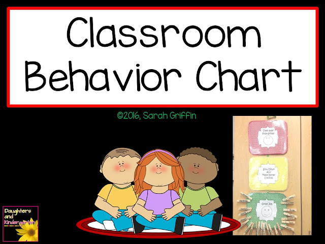 http://www.teacherspayteachers.com/Product/Classroom-Behavior-Chart-Color-Coded-Polka-Dots-1288921