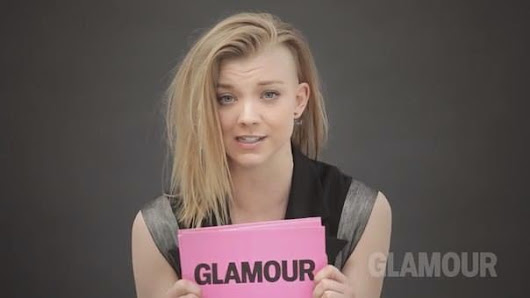 Vídeo: Natalie Dormer habla con Glamour Magazine | Real or not real News