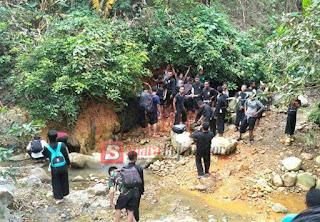 Banyu Kuning Destinasi Wisata Berkhasiat, Diujung Selatan Bojonegoro